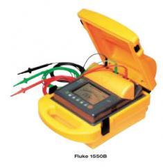 Измеритель сопротивления изоляции Fluke-1550B
