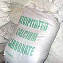 Carbonato de calcio, tiza