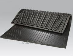 Rubber mats for pools