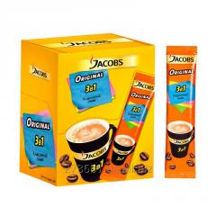 3 in 1 Jacobs Original instant coffee