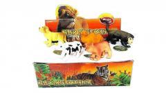 Игрушки Домашние животные 7582, резиновые