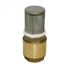 Обратный клапан с сеткой 1