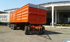 Trailers KamAZ of 45 cbm.