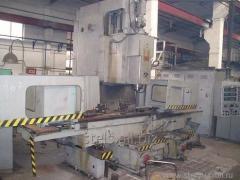 Vertical milling machine 65A60F20-11
