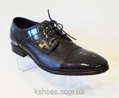 Черные мужские туфли Tapi 4246