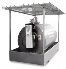 Column fuel petrol diesel fuel pro .: 90 l / min,