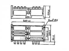 Блоки резисторів кранові