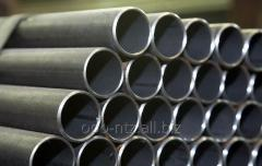 Tubes, steel, longitudinal welded