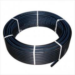 Труба STR ПНД d 25-2мм(6 атм.черная)