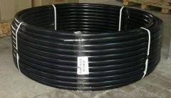 Труба STR ПНД d 32-2, 4мм(10 атм.черная)