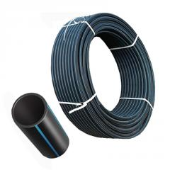 Труба STR ПНД d 40-3, 0мм(10 атм.черная)