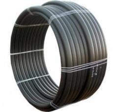 Труба STR ПНД d 75-4, 0мм(6 атм.черная)