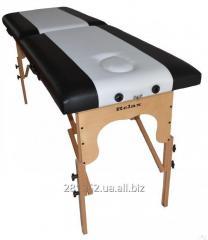 Складной массажный стол Relax ширина 60, 70см,