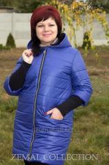 Пальто PK1-270 на синтепоне
