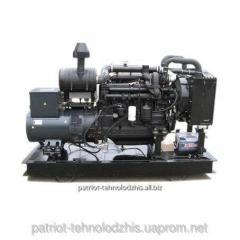 Дизельный генератор ВМ80В мощность 64 кВт