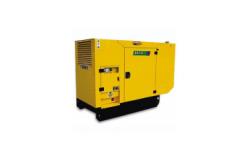 Дизельный генератор Aksa APD 33 A мощность 24 кВт