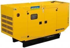 Дизельный генератор Aksa APD40 A мощность 29 кВт
