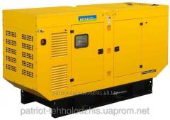 Дизельный генератор Aksa APD200C мощность 144 кВт