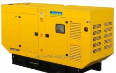 Дизельный генератор Aksa APD275A мощность 200 кВт