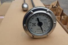 Уровнемер Rochester gauges Magnetel 6300 для ГНС,