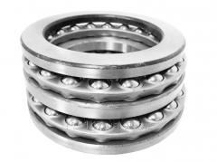 Angular ball bearing