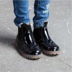 Varnish Mini Martens boots of river 25-32