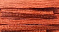 Straws of a salmon