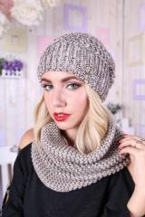 Cap knitted Monica