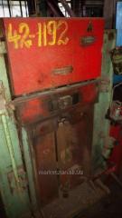 STD-21015 Machine of trubootrezny