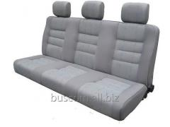 Car a sofa of the increased comfort