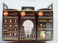 Lamp LED A60 E27 10w