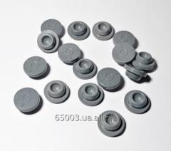 Stopper of rubber 13 mm for bottles