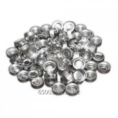 Caps aluminum K-2-13
