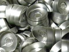 Caps aluminum K-3-28