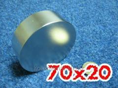 Neodymium magnet 70Х20