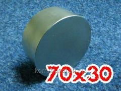 Neodymium magnet 70Х30