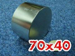 Neodymium magnet 70Х40