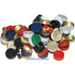 Caps aluminum K-2-20 color