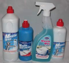 Средство для чистки ванн Магия Феи Люкс