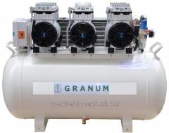 Oil-free stomatologic Granum 180 compressor
