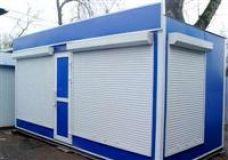 Киоски, ларьки, торговые павильоны в Киеве.
