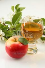 Juices apple