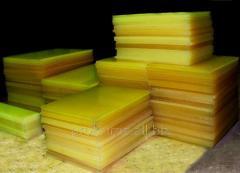 Polyurethane foam molding