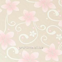 Панель ПВХ 2970х250х7.5 мм Ніжно рожевий