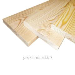 Parquet board for warm floor