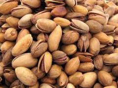 The pistachio fried