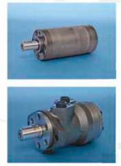 Gerotorny hydromotors