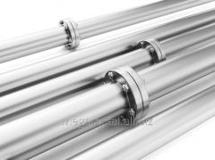 Pipes, steel, electric-welded, gas and water