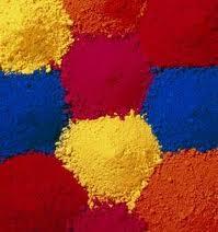 Красители синтетические для смесовых тканей