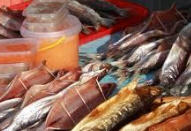 Sun-dried fish wholesale